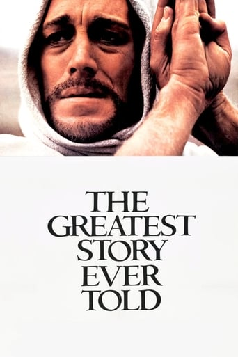 Poster of The Greatest Story Ever Told