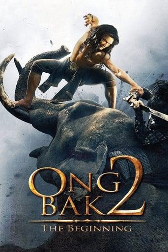 Poster of Ong Bak 2