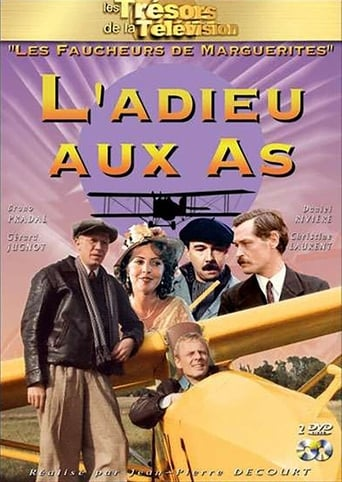 Poster of L'Adieu aux as