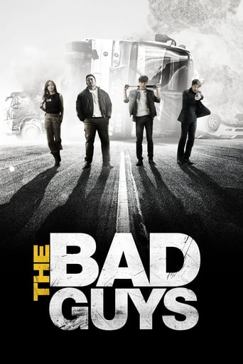 Image du film The Bad Guys