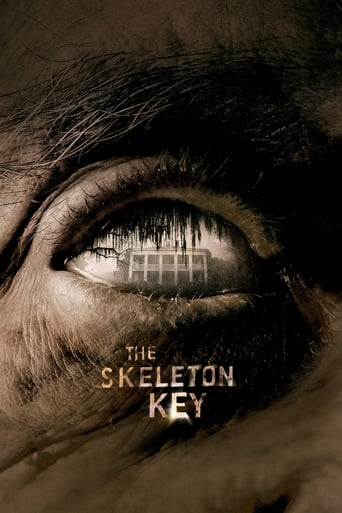 Poster of The Skeleton Key