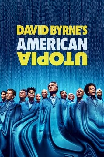 Poster of David Byrne's American Utopia