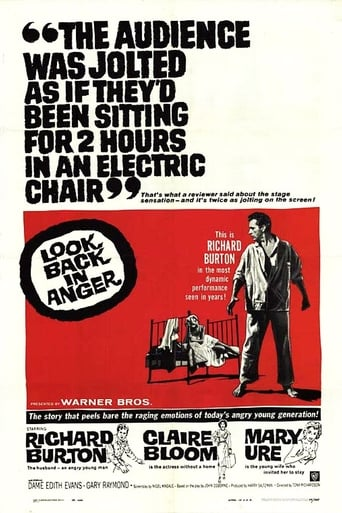 Poster of Look Back in Anger