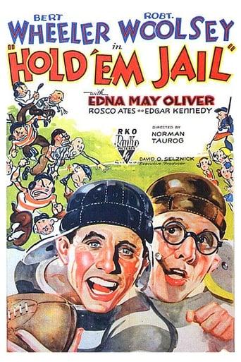 Poster of Hold 'Em Jail
