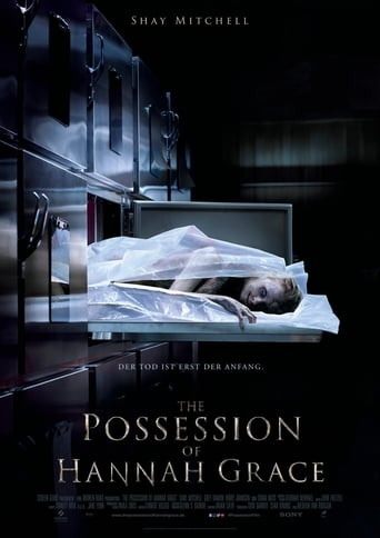 Filmplakat von The Possession of Hannah Grace