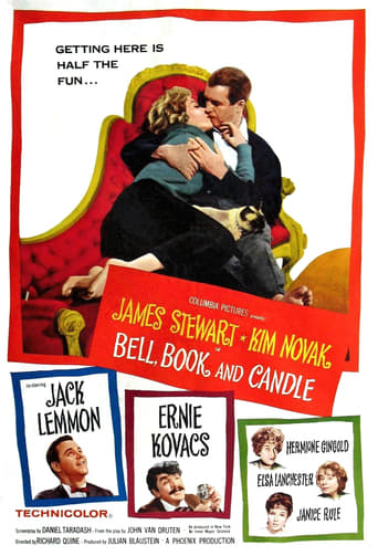 Poster of Bell, Book and Candle