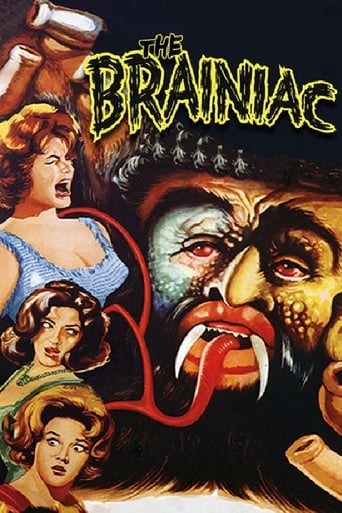 Poster of The Brainiac