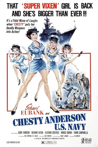 Poster of Chesty Anderson U.S. Navy