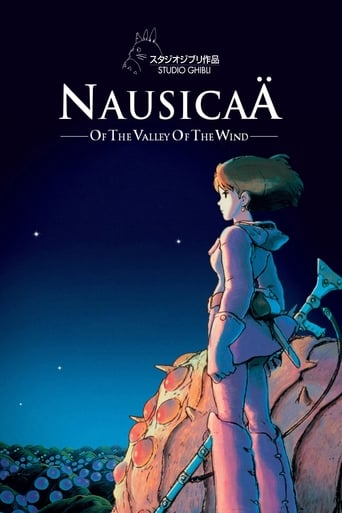 Poster of Nausicaä of the Valley of the Wind