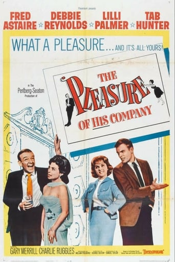 Poster of The Pleasure of His Company