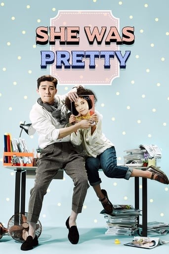 Poster of She Was Pretty