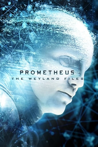 Poster of Prometheus: The Weyland Files