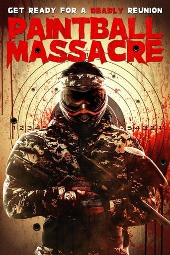 Poster of Paintball Massacre