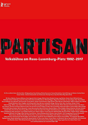 Poster of Partisan