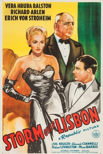 Poster of Storm Over Lisbon