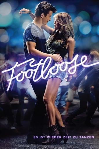 Filmplakat von Footloose