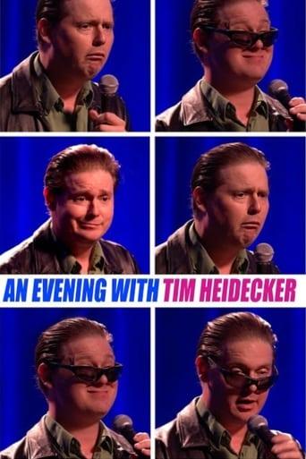 Poster of An Evening with Tim Heidecker