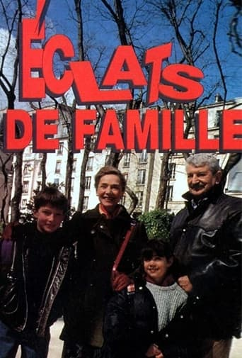 Poster of Éclats de famille