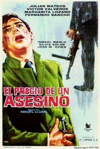 Poster of El precio de un asesino