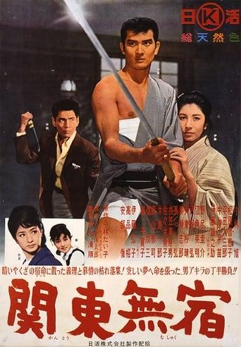 Poster of Kanto Wanderer
