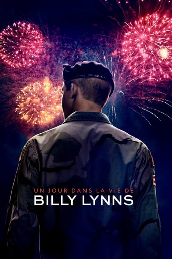 Poster of Un Jour dans la vie de Billy Lynn