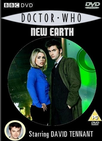 Poster of Doctor Who: New Earth
