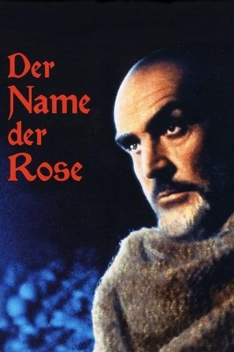 Filmplakat von Der Name der Rose