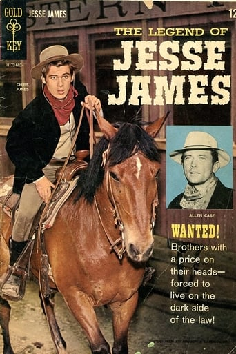 Poster of The Legend of Jesse James