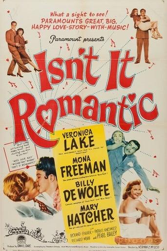Poster of Isn't It Romantic?