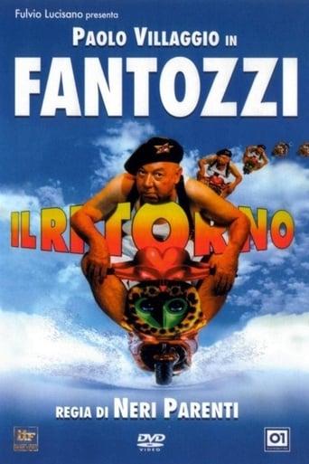 Poster of Fantozzi The Return