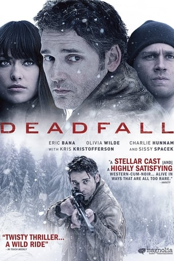 Poster of The Deadfall