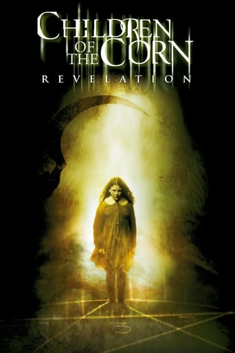Poster of Children of the Corn: Revelation
