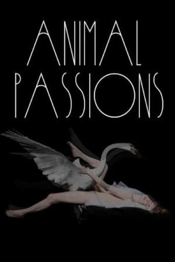 Poster of Animal Passions