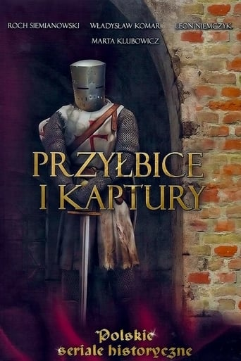 Poster of Przyłbice i kaptury