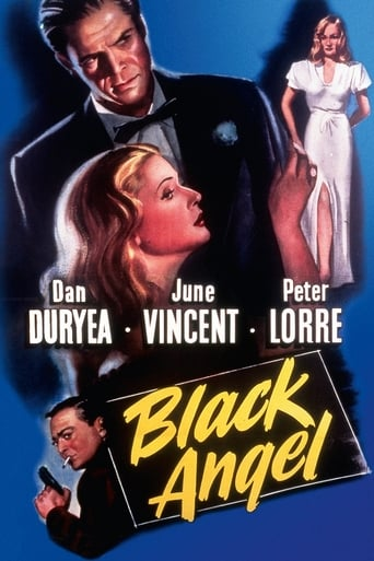 Poster of Black Angel