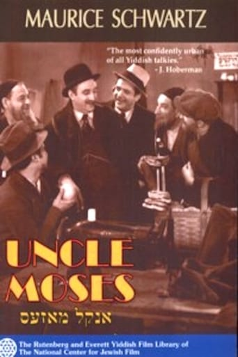 Poster of Uncle Moses