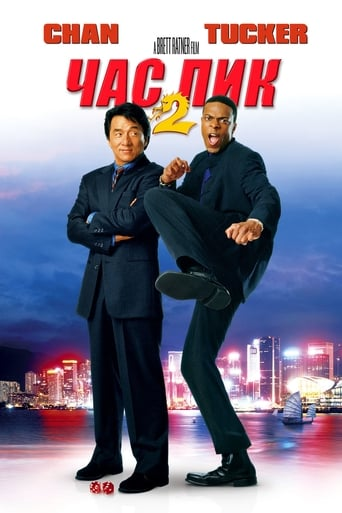 Poster of Час пик 2