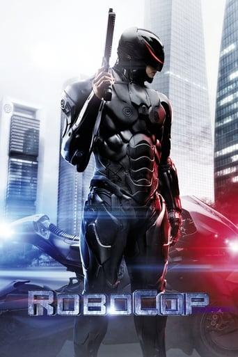 Poster of RoboCop