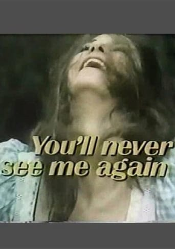 Poster of You'll Never See Me Again