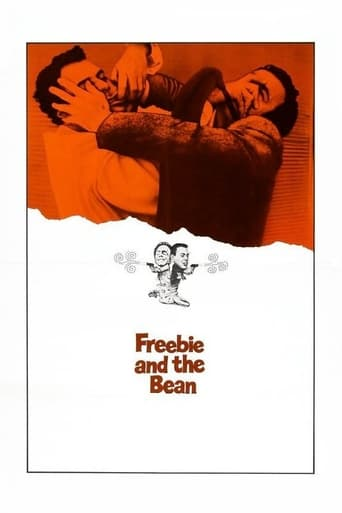 Poster of Freebie and the Bean