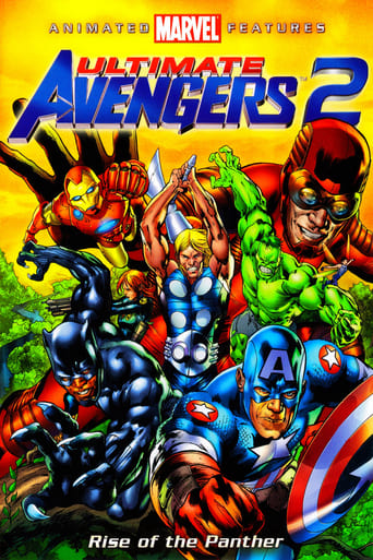 Poster of Ultimate Avengers 2