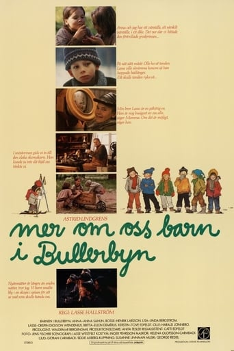Poster of More About the Children of Noisy Village