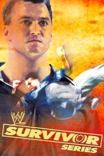 Poster of WWE Survivor Series 2003