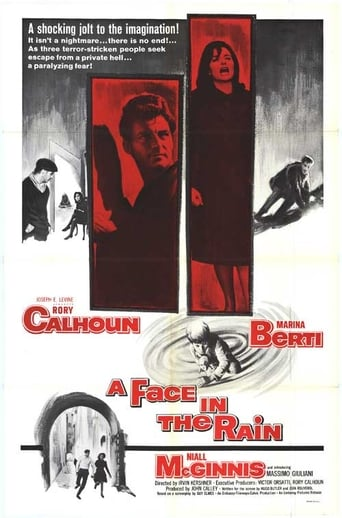 Poster of Face in the Rain