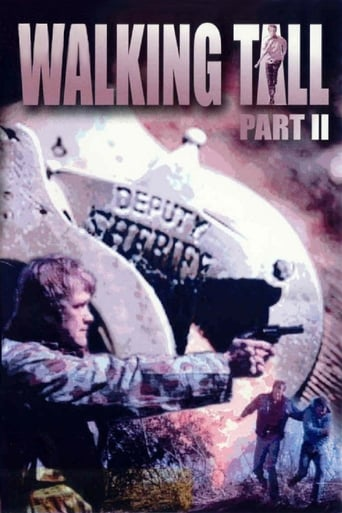 Poster of Walking Tall Part II