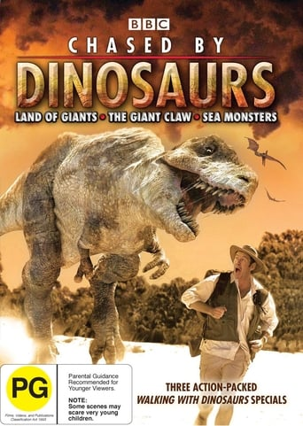 Poster of Chased by Dinosaurs