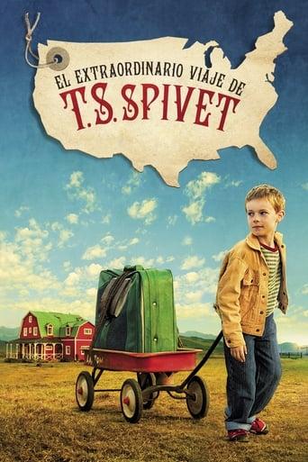 Poster of El extraordinario viaje de T.S. Spivet