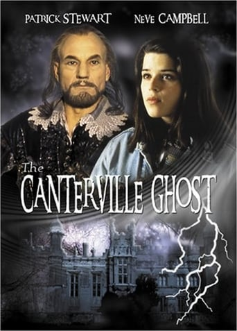 How old was Patrick Stewart in The Canterville Ghost