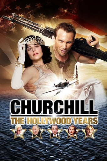 Poster of Churchill: The Hollywood Years