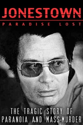 Poster of Jonestown: Paradise Lost